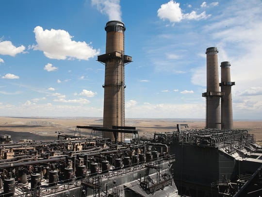 Impacts from closure of the San Juan Generating Station