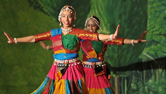 Nadanta, a Detroit-based Indian dance group, will be performing at the International Festival in Southfield.