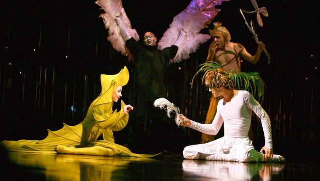 Subscribers to azcentral.com can win free tickets to Cirque du Soleil's latest extravaganza.