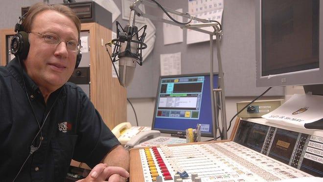 Wisconsin Public Radio host Glen Moberg, who is based in Wausau.