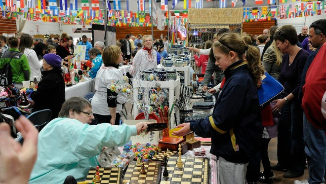Volunteers are needed for the 23rd annual Portage County Cultural Festival, which will be May 9 at Stevens Point Area Senior High.
