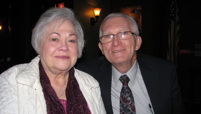 Paul and Delma Kitch returned to Africa as missionaries in 1986, spending 17 years there.