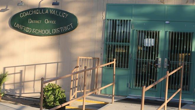 Coachella Valley Unified School District stockable