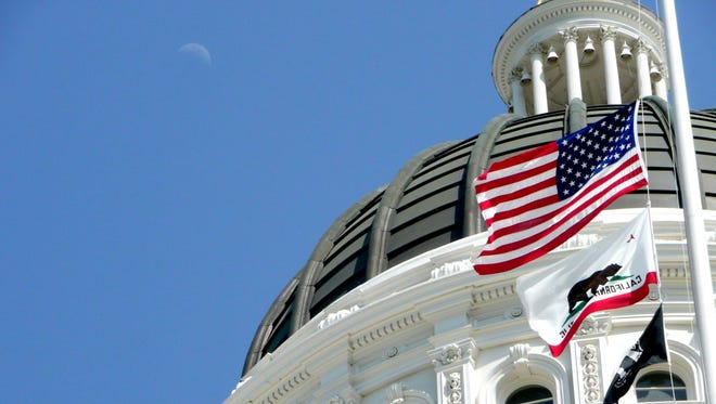 California, despite being dominated today by Democratic Party leaders, remains close to its Republican-created roots, Joe Mathews writes.