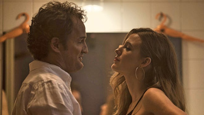 "Following a surgery to restore her sight, Gina (Blake Lively) begins dealing with her husband (Jason Clarke) in a different manner in ""All I See Is You."""
