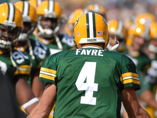Packers vs. Rams/ 10.08.06