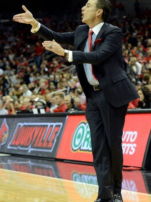 U of L coach Rick Pitino is going for win No. 700 against Cleveland State.