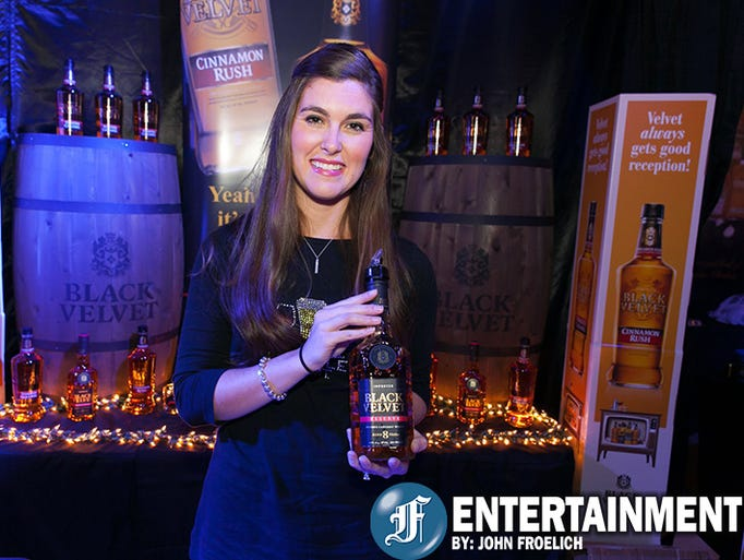 A full house of whiskey connoisseurs filled the Royal