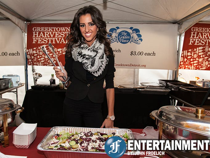 The inaugural Greektown Harvest Festival served up