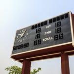 Scoreboard for Sunday, Sept. 13