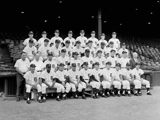 1968 Detroit Tigers