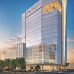 El Paso's $85 million WestStar Tower office building should be finished by summer 2020