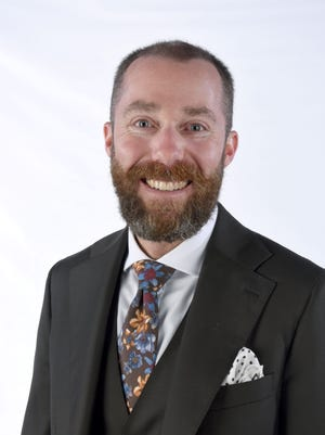 Andy Lowe, 2017 Knoxville Business Journal 40 Under 40 honoree
