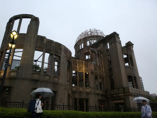 Hiroshima Marks the 69th Anniversary of Atomic Bomb