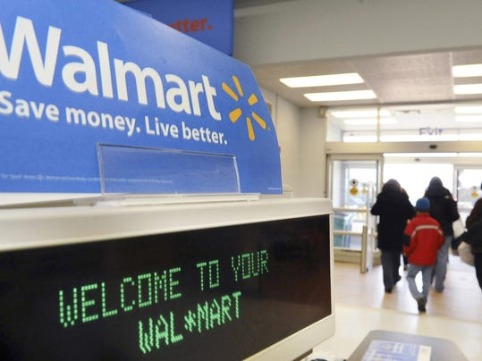 Wal-Mart-Wages