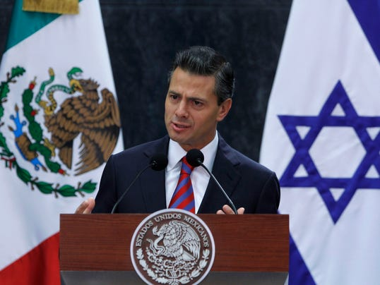 AP Mexico Israel