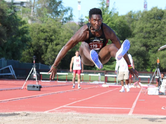 Florida State senior long jumper Keniel Grant has provided