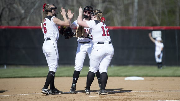 Pisgah will host Central Cabarrus in the second round of the NCHSAA 3-A softball playoffs on Friday.