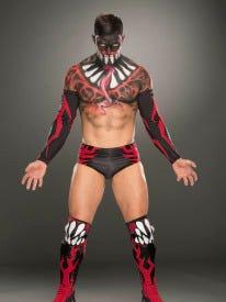 WWE's NXT champion Finn Balor will wrestle on April 23 at Mid-Hudson Civic Center.