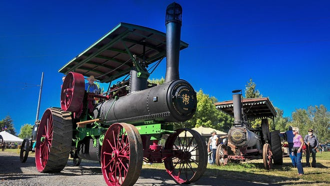 Antique Powerland offers free admission Sept. 19.