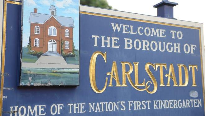 Carlstadt, NJ Welcome Sig