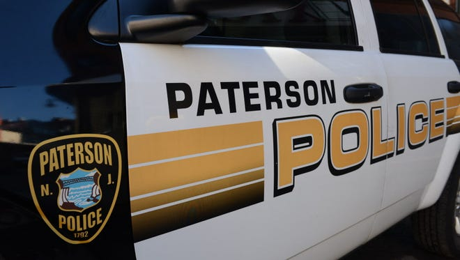 Paterson Police Department vehicle