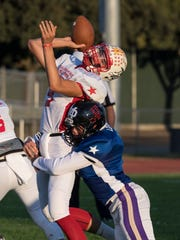 51st Annual Tulare-Kings All-Star Football game at