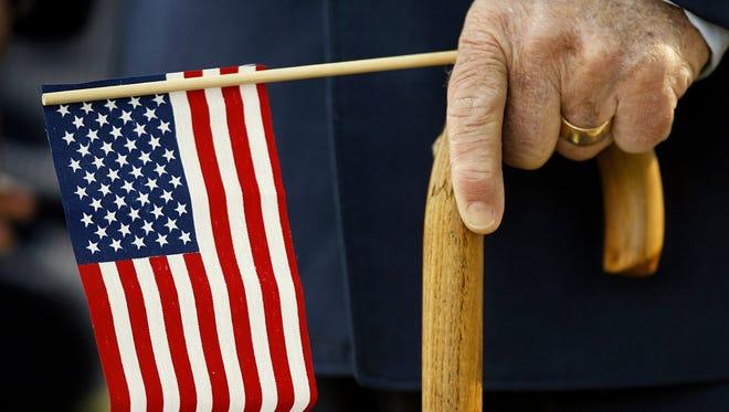 Alive Hospice invites Nashvillians to salute veterans.