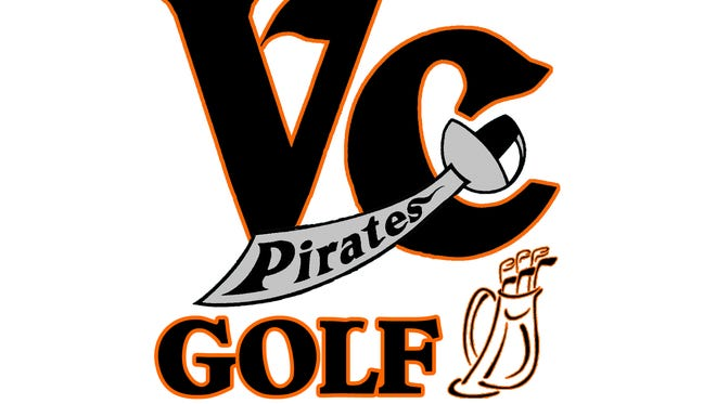 Ventura College golf logo