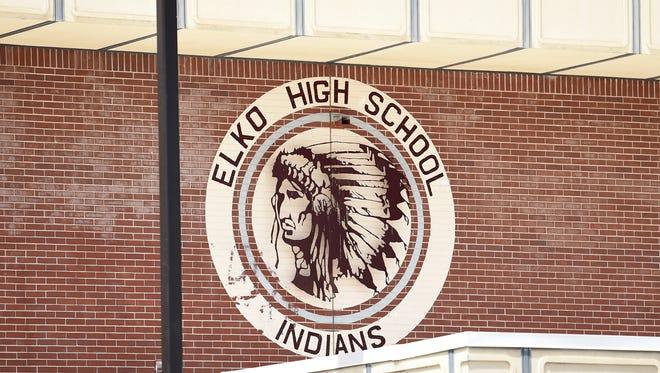 Elko High School is shown in May 2017.