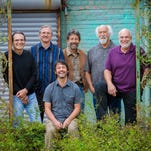 The members of BeauSoliel are, at front, Mitchell Reed; back row from left, Tommy Alesi, Billy Ware, Bill Bennett, Michael Doucet and David Doucet.