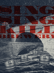 Eric Gearity and Matthew Curtain plan to open their local brewhouse, Sing Sing Kill Brewery, this fall.