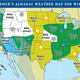 Here are the Old Farmer's Almanac winter predictions
