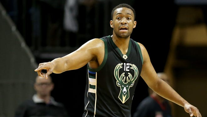 The Milwaukee Bucks' Jabari Parker.