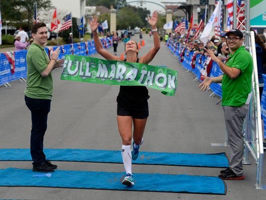 Pensacola Marathon 2