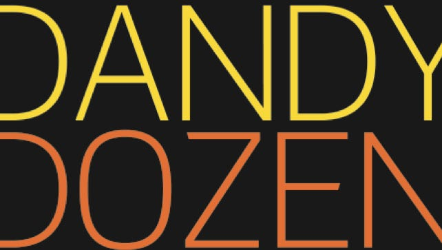 The 2016-17 Dandy Dozen basketball team