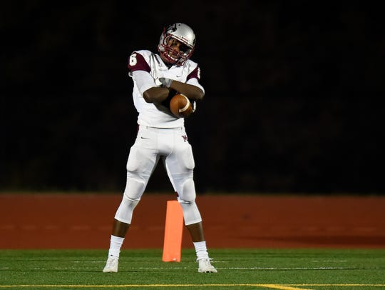 Maplewood's Travares Springer has committed to Western Kentucky