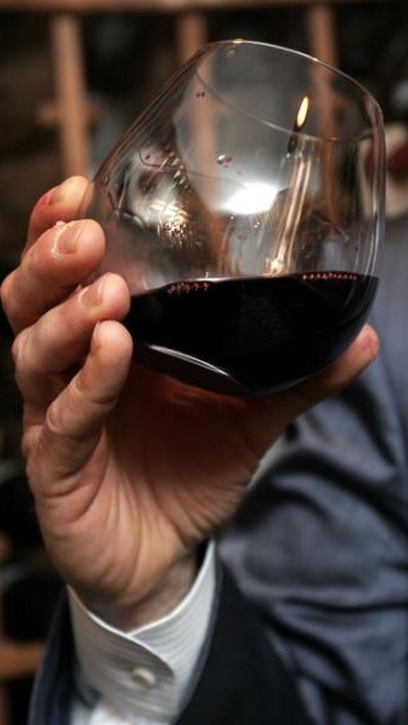 Vom Fass Greenville has started a new wine club that meets the first Wednesday of each month.