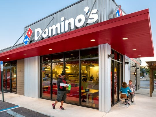 A Domino's location