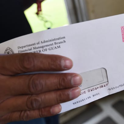 GovGuam to mail out $10M in tax refunds on Monday, April 23