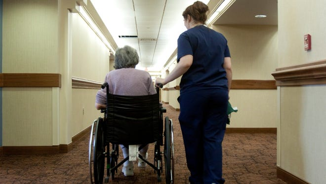 Senate Republicans last week in the state budget bill greatly reduced, if not outright eliminated, key provisions put forth by Gov. Mike DeWine that would put more checks on skilled nursing facilities.