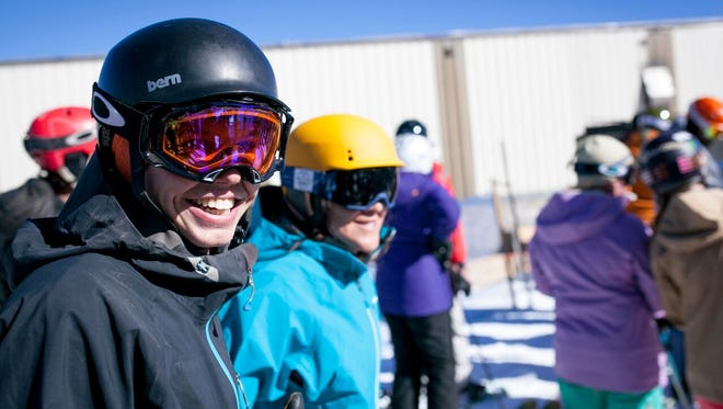 Olympic gold medalist Jonny Moseley is scheduled to take the first official Uber ride at Lake Tahoe on Dec. 10.