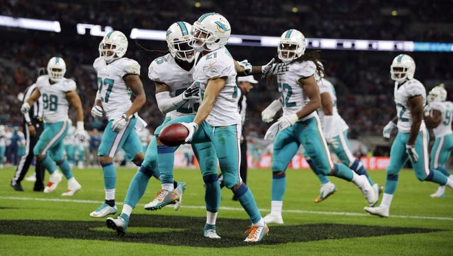 Scoring plays have been few and far between for the Miami Dolphins in the opening and closing quarters of games since 2012.