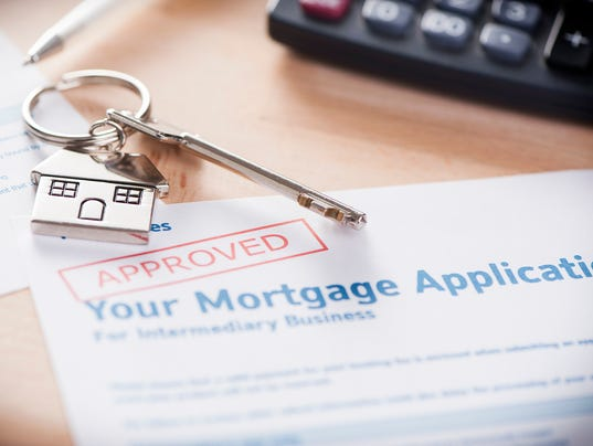 Approved mortgage loan agreement