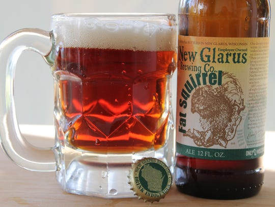 Nut brown ale, New Glarus Brewing Co.