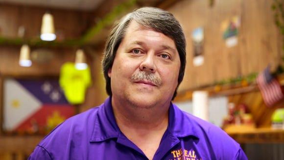 Owner Toby Kimball at Cajun Works in Breaux Bridge June 29, 2016.