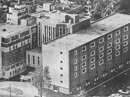 1971 Port Huron Hospital.