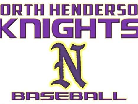 North Henderson baseball.