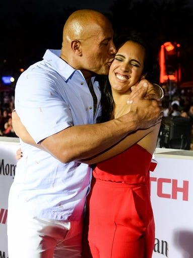 Photos Baywatch Heats Up At Miami Premiere