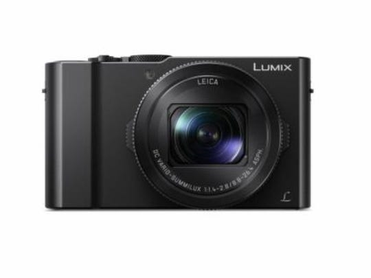 If you are looking for small and awesome, the Panasonic LUMIX LX10 will have you at hello!